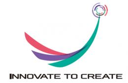 Komori Innovate to Create logo