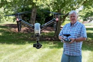 bob tursack drone