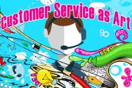 Customer Service as Art