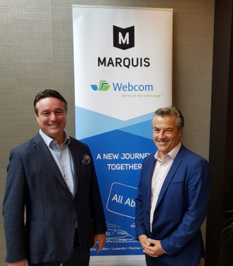 Marquis Book Printing acquires fellow Canadian book manufacturer Webcom.