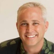 Clint Schroeder of Hagadone Printing Hawaii.