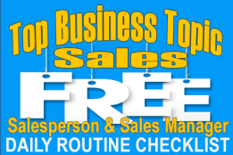 SALES_Top-business-topic sales