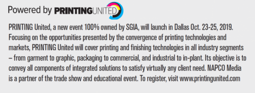Printing united info