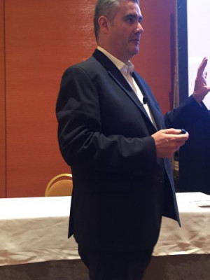 Jose Luis Ramon Moreno on industrial inkjet activities at EFI