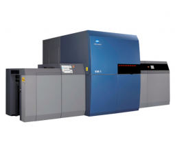 AccurioJet KM-1 UV inkjet Press