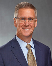 Dan Knotts is RR Donnelley President and CEO.