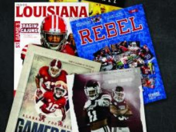 Hederman Brothers Scores Touchdown With Printed Programs