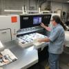 54-inch SABER X-15paper cutter at MPress.