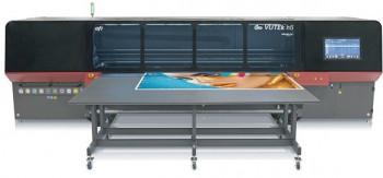 Mack Media in Toronto installs Canada's first EFI VUTEk h5 super-wide hybrid LED printer.