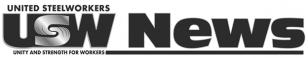 United Steelworkers News