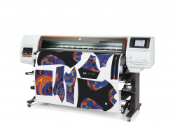 HP Stitch digital textile printer