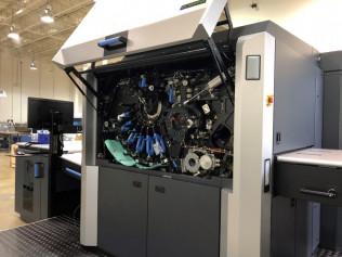 CSI, a full-service commercial print provider in the DC area, has chosen an HP Indigo 12000 digital press.