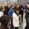 Fujifilm J Press 750S inkjet press demonstrated at Fujifilm Tech Center in Hanover Park, IL.