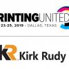 Printing united Kirk Rudy
