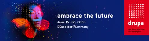 drupa 2020 heads to Dusseldorf, Germany, June 16-26.