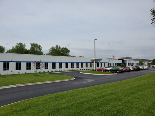 INX International has nearly doubled the space in its facility in West Chicago, Illinois.