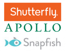 Shutterfly and Snapfish have both been acquired and will be combined into one company by Apollo Global Management