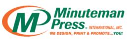 Minuteman Press Logo for 30th Anniversary Press Release