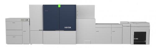 Xerox Baltoro HF Inkjet press is the first Xerox press to use this type of technology.