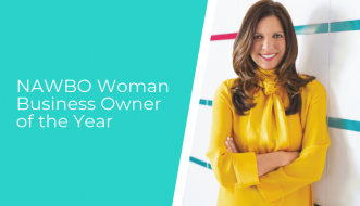 SeaChange NAWBO Woman Business Owner of the Year