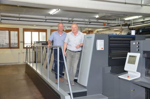 Speedmaster XL 75 and CX 75 get even more user-friendly: Heidelberg launches new modern ergonomic design