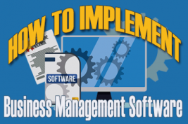 How to Implement Business Management Software