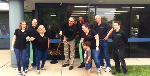 Ken Barton bought an established Minuteman Press in Dublin, Ohio in 2015. He has grown the business significantly and his franchise has now achieved yearly gross sales of at least $1 million.