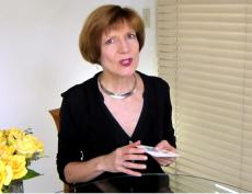 Sabine Lenz paperspecs business card