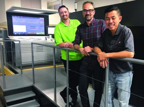Moquin sees improvement after installing Heidelberg Prinect Business Manager MIS system