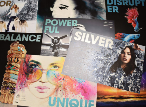 GLS Introduces Silver Ink Printing on its HP Indigo 7800 digital press