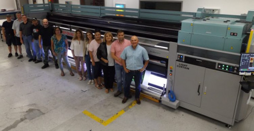 mpulse Graphic & Display Solutions Inc. installed a Fujifilm Acuity Ultra UV Press to expand its wide-format portfolio.