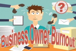 The No. 1 Reason for Business Owner Burnout