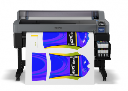 Epson Announces the next-generation SureColor F6370 Dye-Sublimation Printer