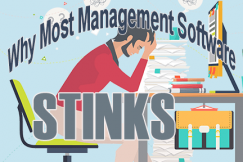 Why most management software stinks