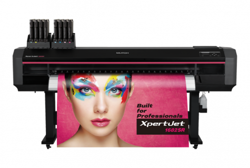 Mutoh launches two new high-quality, high resolution Eco-Solvent printers, XpertJet 1641SR / 1682SR