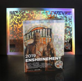 Hazen Paper has printed the cover of the Basketball Hall of Fame yearbook for seven straight years.