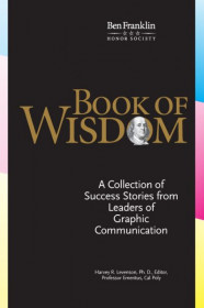 Ben Franklin Honor Society mBook of Wisdom published