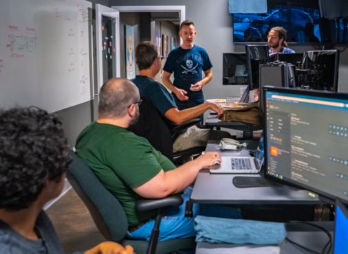 Proforma hosted its first coding event in Tampa, Fla.