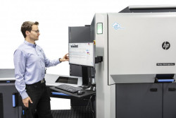 HP Indigo Transforms High-Definition Print Experiences with HP Indigo 12000 HD digital press