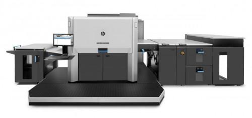 HP Indigo Transforms High-Definition Print Experiences with HP Indigo 12000 HD press