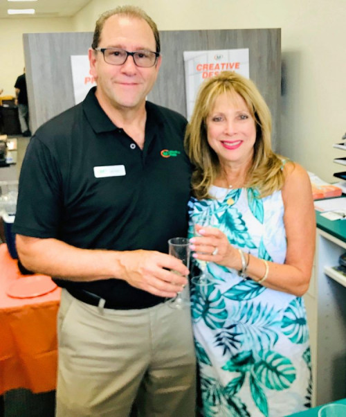 Historic Move for Original Minuteman Press Franchise in Farmingdale as Owner Jeff Miller Celebrates 30 Years in Business