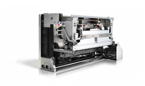 Memjet's DuraFlex is a modular single-pass print solution that combines Memjet's signature features of speed, simplicity and affordability with new attributes