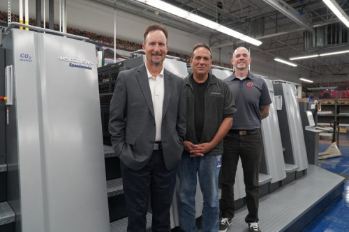 Suttle-Straus Expands Offerings with Heidelberg Speedmaster XL 75-5+L with Anicolor Technology and Easymatrix 106 CS
