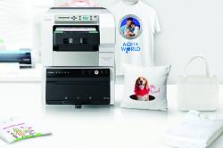 Roland Garment Printer