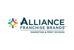 Alliance Franchise Brands LLC Announces Exhibit at PRINTING United Show in Dallas Oct. 23-25