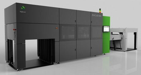 CSI has decided to add a second Highcon Euclid IIIC digital cutting and creasing device.