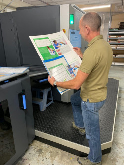 Hi-Tech Color of Idaho adds HP Indigo 12000 to keep pace with growth