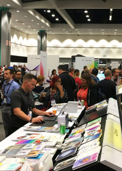 Adobe MAX 2019 Attendees to Get Hands-On with Roland DGA's Cutting-Edge Digital Imaging Technologies