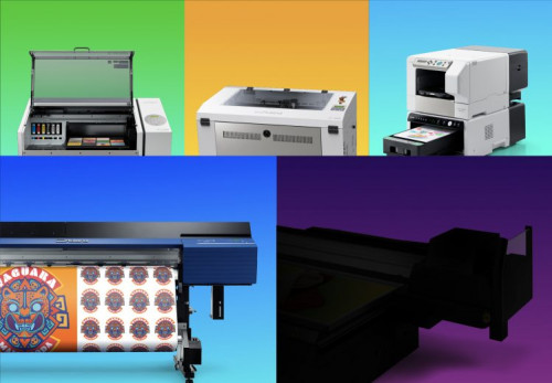 Roland DGA to Showcase 10 New Products at PRINTING United 2019