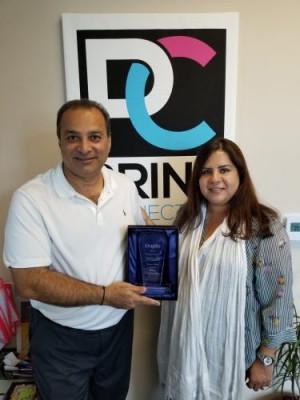 Bronze Award – Print Connection